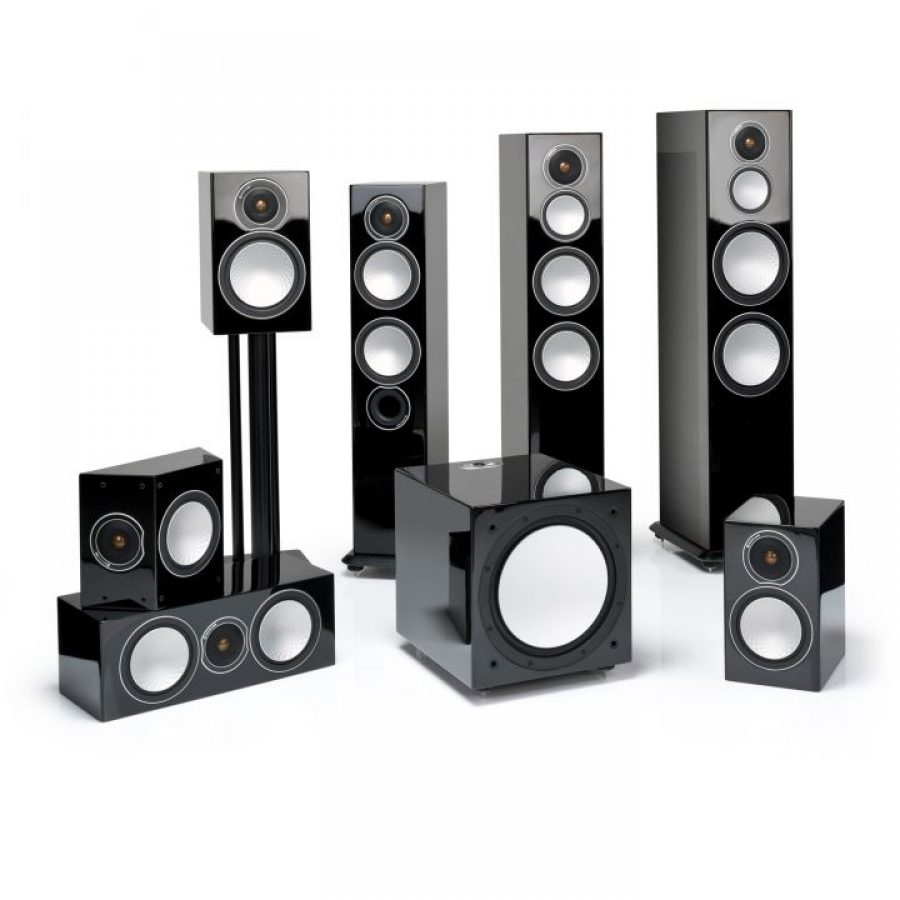 Monitor Audio's Silver Series on Sale